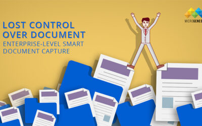 Benefits in Finance & Accounts with Ephesoft's Smart Information Capture Solution