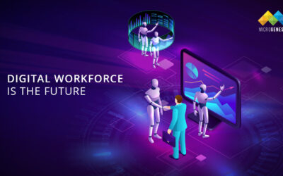 Digital Workforce using RPA